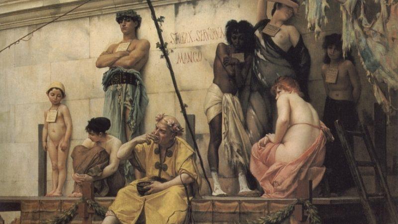 Kölelik, Kapitalizm ve Borçlanma