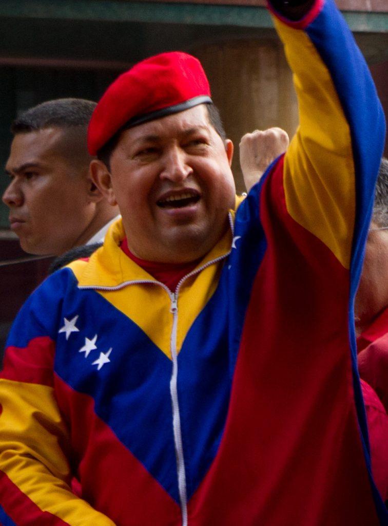 Hugo Chavez, 2012