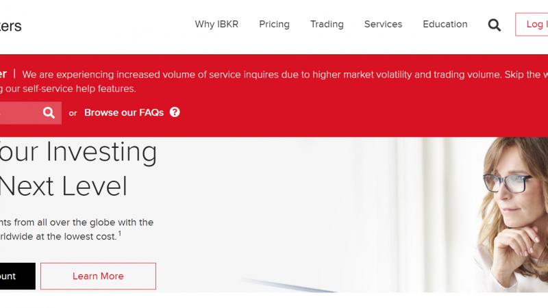 Interactive Brokers: Görsellerle Hesap Açılışı