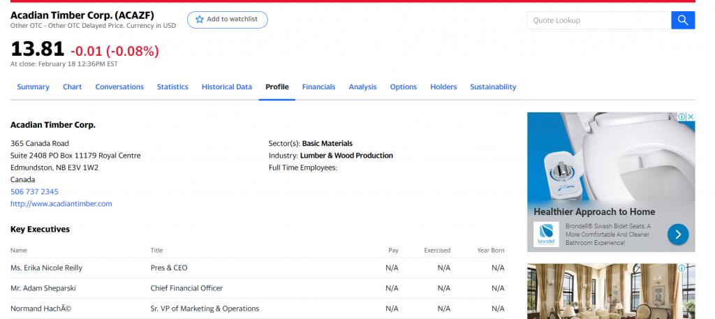 Yahoo Finance ile ilk bakış